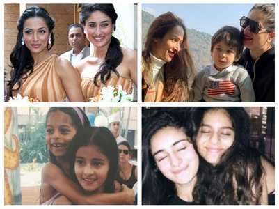 Then and now photos of Bollywood's BFFs