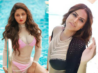 Rashami to Nia; TV beauties stun in swimwear