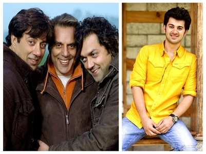 Three generations of Deols in 'Apne 2'