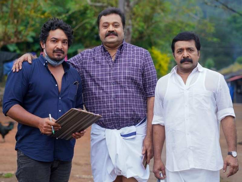 Nithin Renji Panicker: Masculinity is part of every film in which a man plays the central character