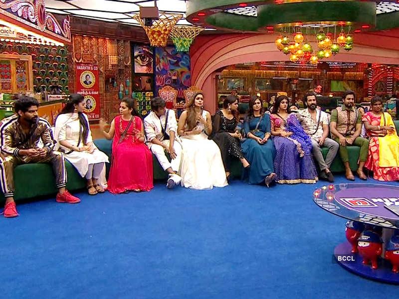 Bigg Boss Tamil 4, Day 56, November 29 highlights: Kamal Haasan schools Samyuktha Karthik for making derogatory comments; calls her actions 'low-level'
