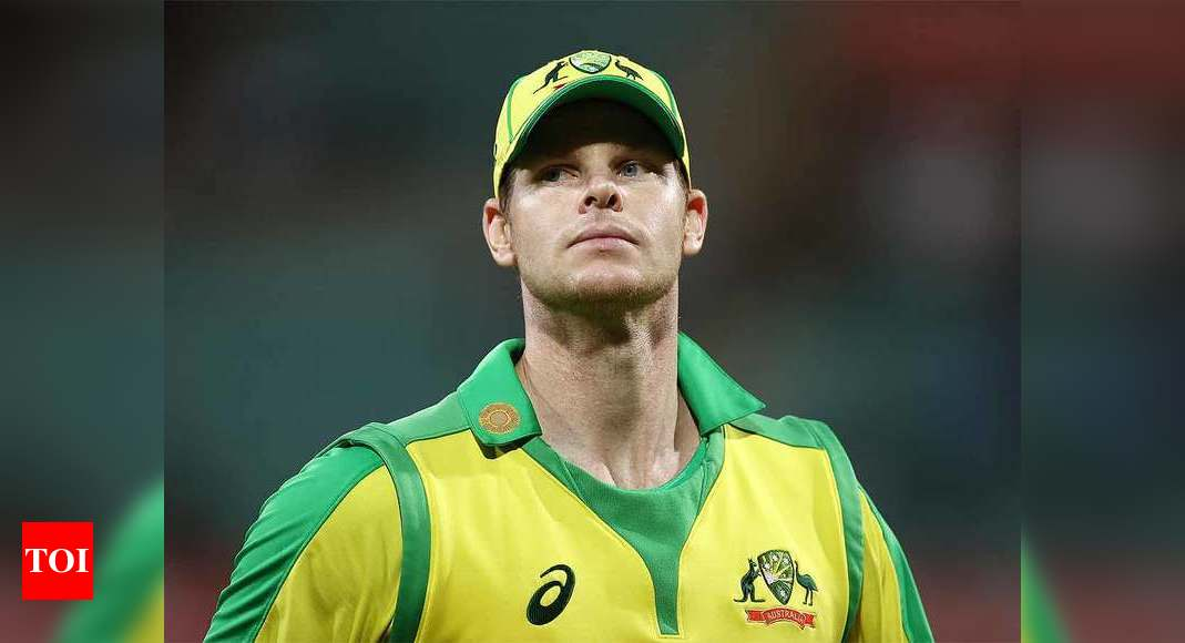 Had a bad dose of vertigo, wasn't sure if I would play: Steve Smith | Cricket News – Times of India