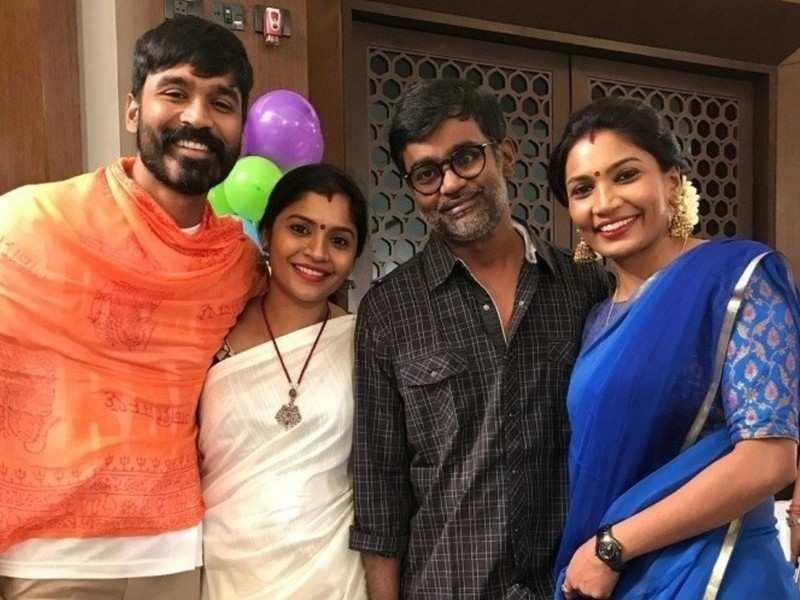 Here is the latest report on Dhanush and Selvaraghavan's film