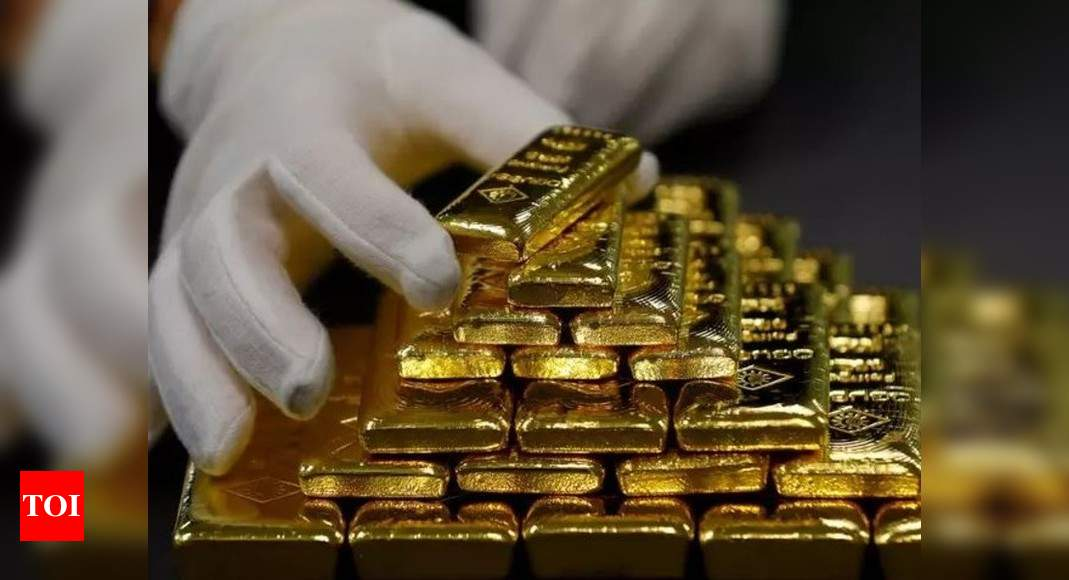 Vaccine optimism puts gold on course for worst month in four years – Times of India