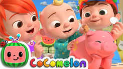 Nursery Rhymes in English: Children Video Song in English 'Piggy Bank'
