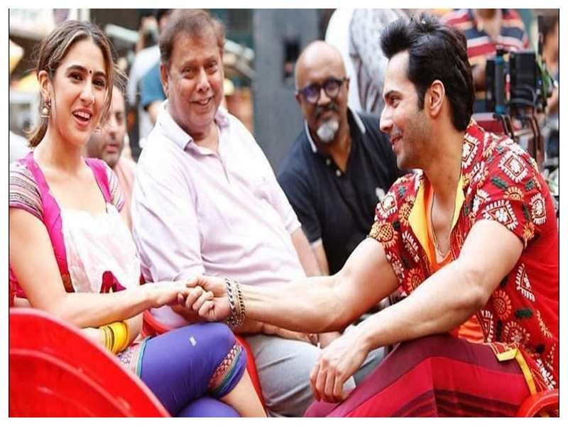 Sara Ali Khan reveals 'Coolie No 1' director David Dhawan once vented his anger on her because of co-star Varun Dhawan