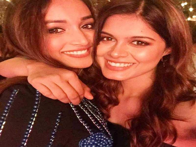 Asha Bhat and Srinidhi Shetty's friendship goals