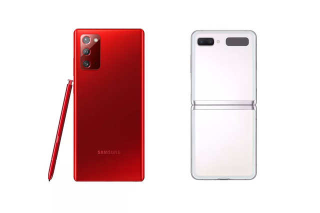 Samsung Galaxy Note 20, Galaxy Z Flip 5G available in new colours in US