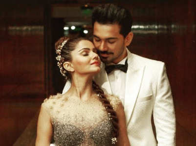 Rubina Dilaik, Abhinav Shukla's love story
