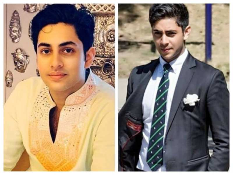 From being related to the Bachchans and Kapoors to his friendship with Suhana Khan: All you need to know about Amitabh Bachchan's grandson Agastya Nanda