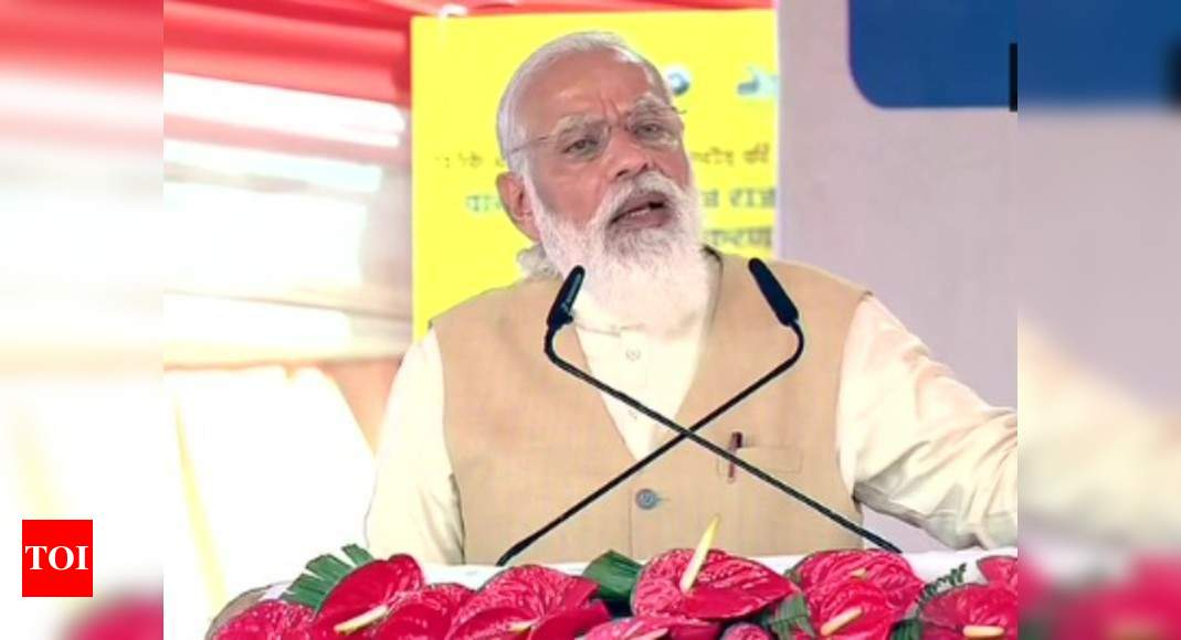 Modi on farmers' stir: Those mislead for decades are behind confusing farmers | India News – Times of India