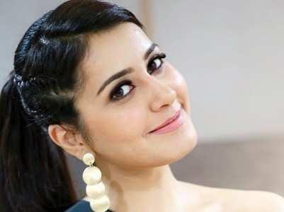 Raashi Khanna's stylish clicks