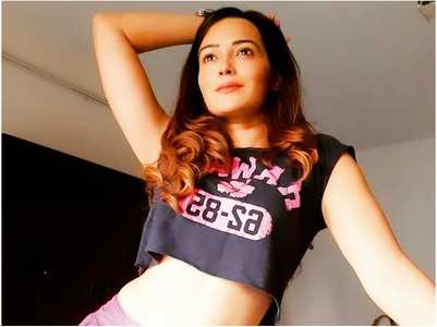 Samiksha: Pole dancing is challenging