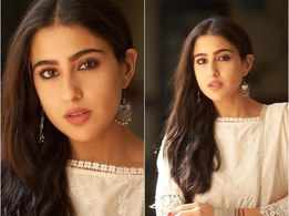 Sara Ali Khan's soft smokey eye look is perfect for every day, here's how you can do it