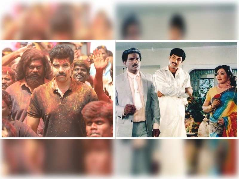 Sibiraj recollects the shooting of Nadigan as the film marks its 3oth anniversary