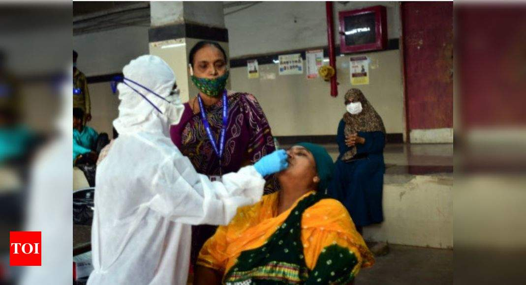 Maharashtra reports 3,837 new Covid-19 cases, 80 deaths | Mumbai News – Times of India