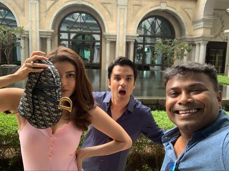 Kajal, Deekay team up for a multi-heroine horror film