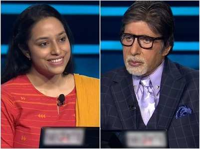 This KBC contestant's dad tested positive