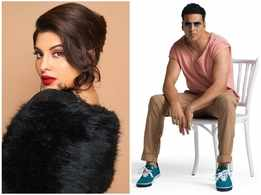 Jacqueline Fernandez reunites with Akshay Kumar for the 4th time in a gangster drama 'Bachchan Pandey'