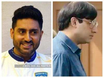 Abhishek on getting his Bob Biswas look