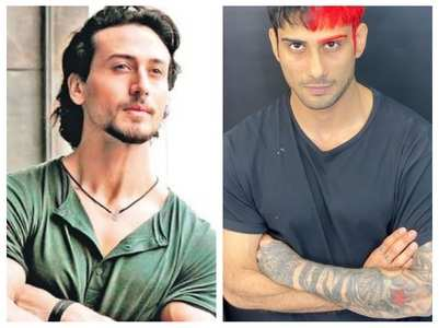 Tiger is all praise for Prateik's new look