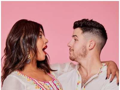 Priyanka-Nick's aww-dorable mushy moments