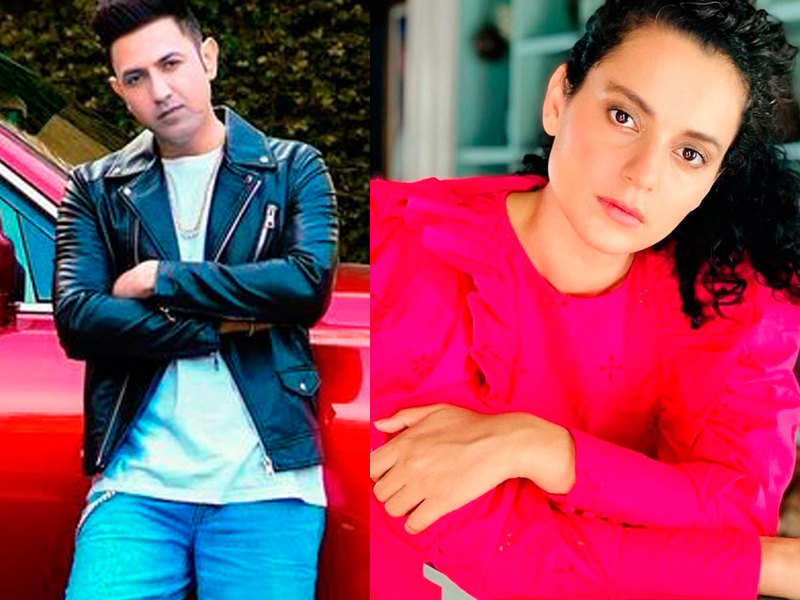 After Ammy Virk and Sargun Mehta, Gippy Grewal slams Kangana Ranaut for her tweet on farmers' protest