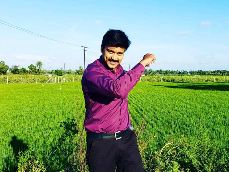 Actor Thilak announces his new show 'Vanathaipola' (Photo - Instagram)