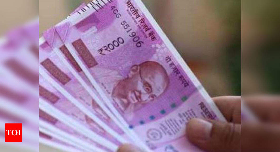 Government collects over Rs 1.04 lakh crore GST revenue in October – Times of India