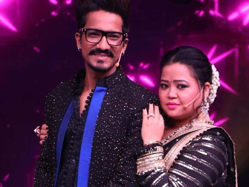Ahead of wedding anniversary, Bharti Singh thanks husband Haarsh Limbachiyaa for being her strength; read her note