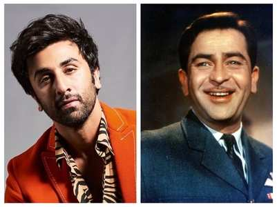 When Ranbir spoke about Raj Kapoor's biopic