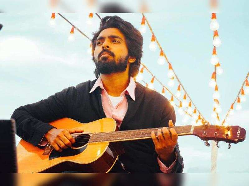 GV Prakash completes three songs for #D43