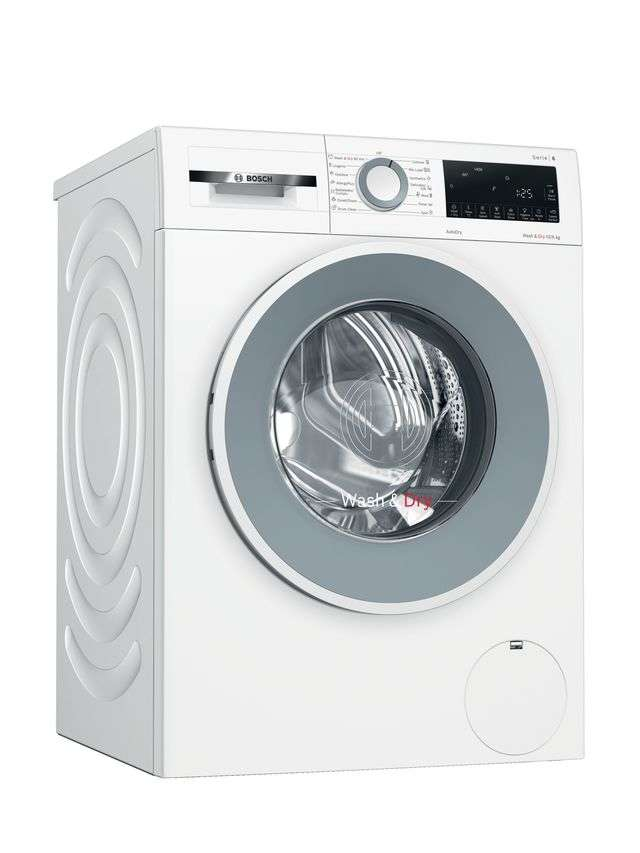 How to buy a washer and dryer: Tips from experts from Bosch