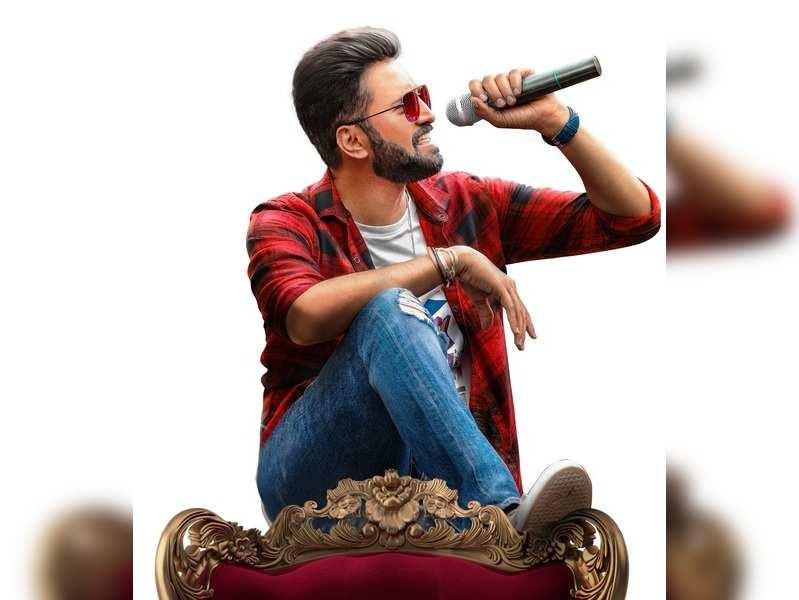 Santhanam will play a gaana singer in Paris Jeyaraj