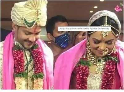 Aditya post-marriage: It feels like a dream