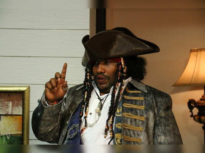 Yogi Babu slays as Jack Sparrow in his next