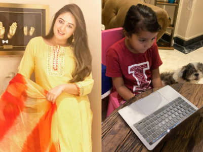 Mahhi Vij wants Khushi to learn coding