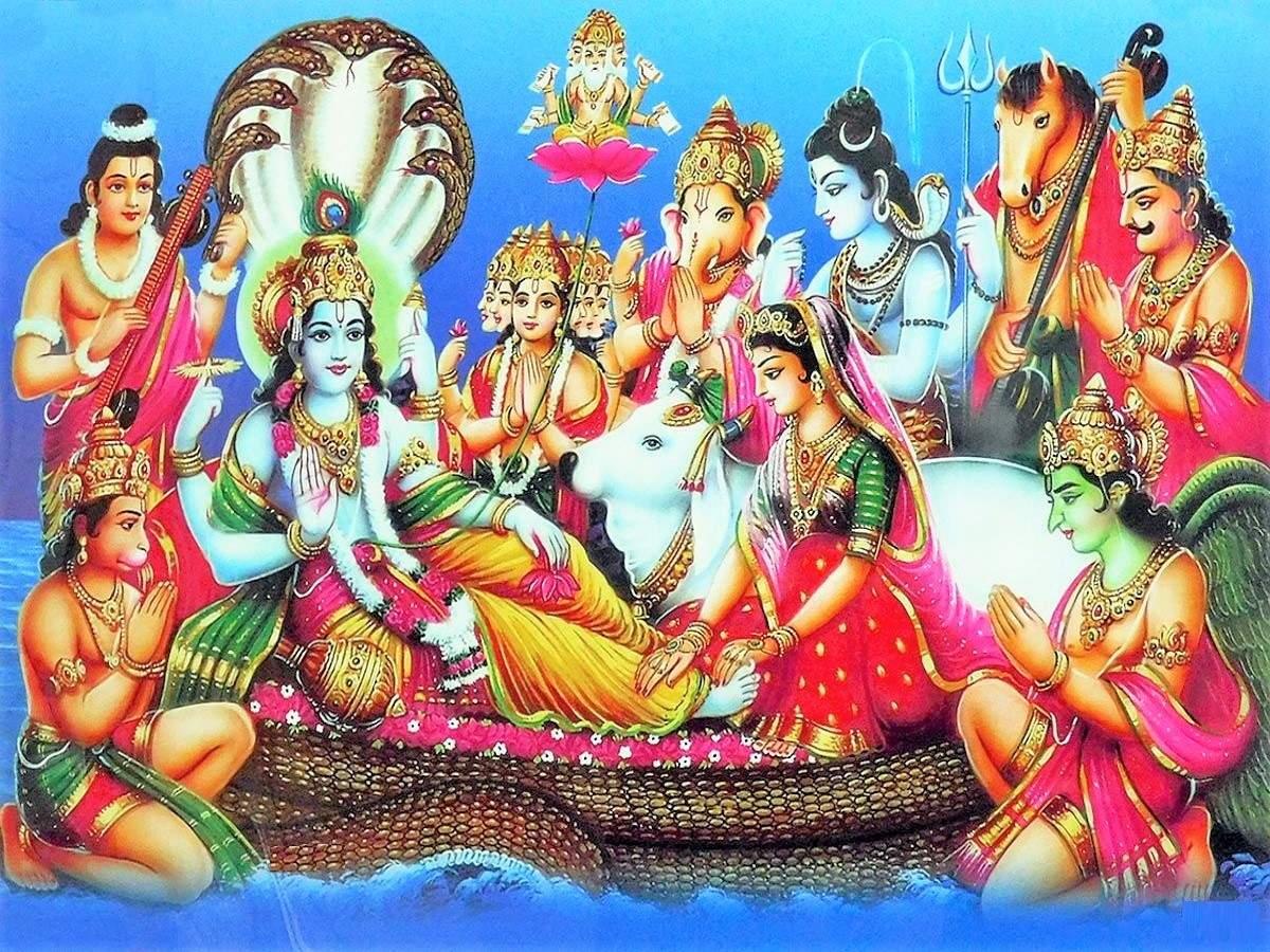 Images of Ekadashi 2021 Calendar