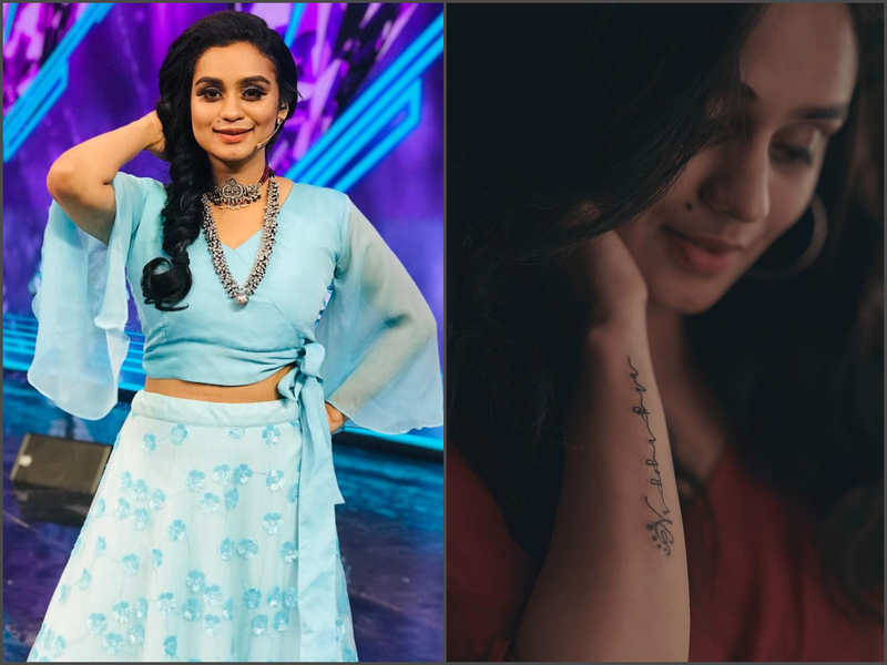 Lakshmi Nakshathra gets inked; shares a pic and says, 'It is for everyone who made me their Nakshathra'