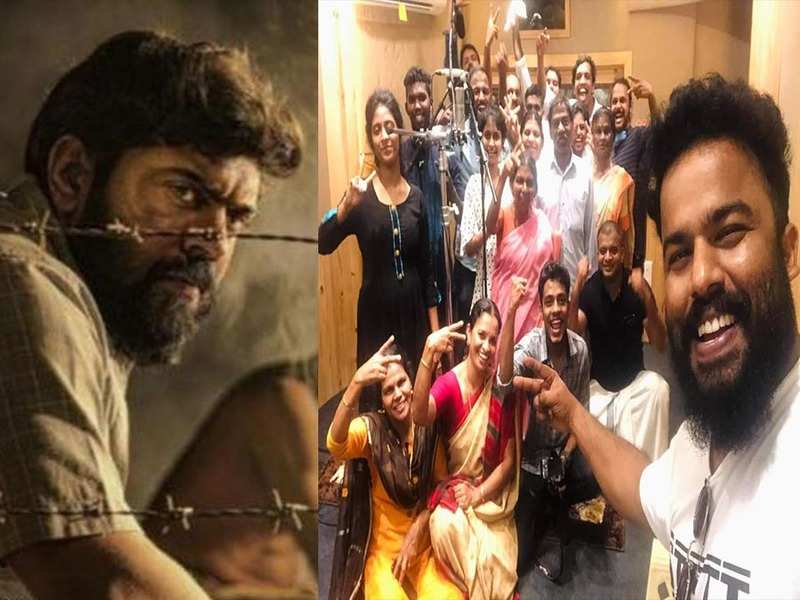 Nivin Pauly's Padavettu has thousands from Maloor playing integral roles