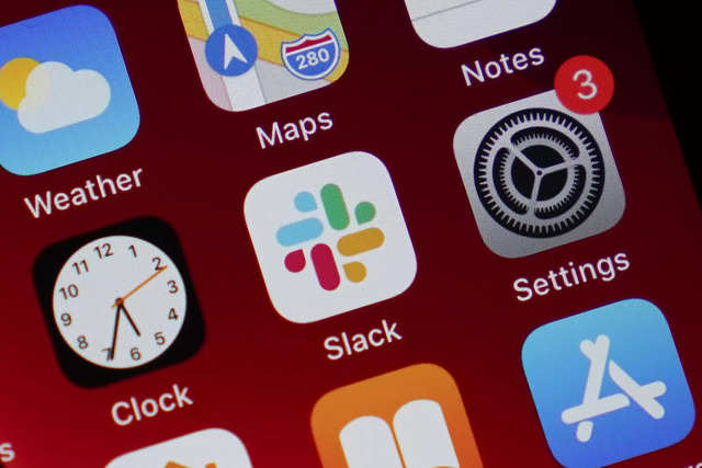 Salesforce to acquire messaging app Slack for $27.7 billion