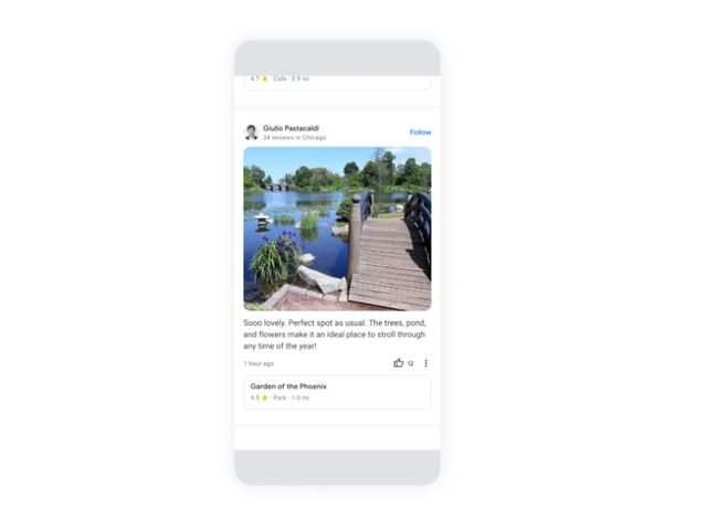 Google Maps to get this Facebook-like feature