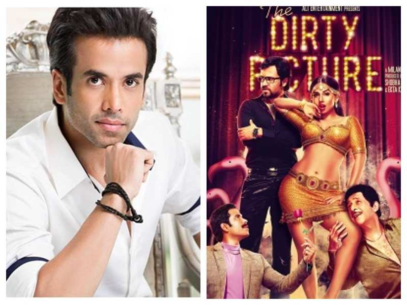 Exclusive! Tusshar Kapoor on 9 Years of 'The Dirty Picture': If not Vidya Balan, Sridevi would have pulled off Silk Smitha's character perfectly