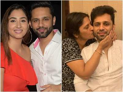 BB 14: Rahul Vaidya's mom on Disha Parmar