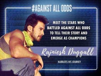 #AgainstAllOdds: Rajniesh Duggall's journey