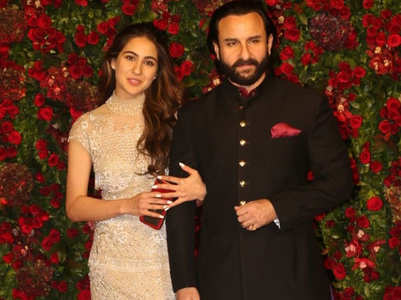 Saif Ali Khan on seeing Sara in films
