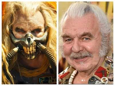 Hugh Keays-Byrne of 'Mad Max' passed away