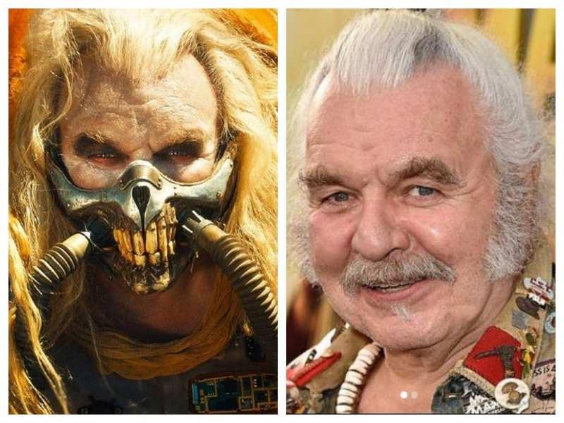 Hugh Keays-Byrne aka Immortal Joe of 'Mad Max' has passed away
