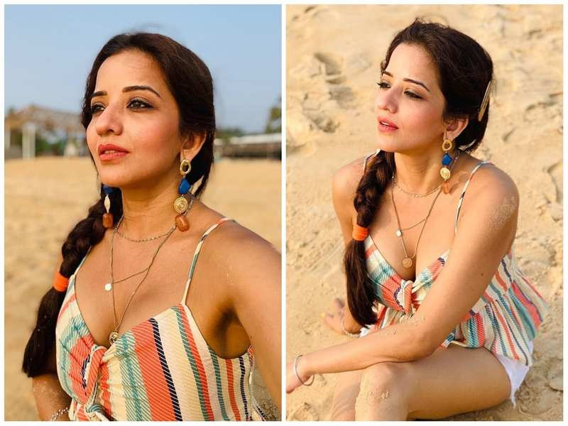 Throwback Thursday: Monalisa misses her Goa vacay, shares pictures