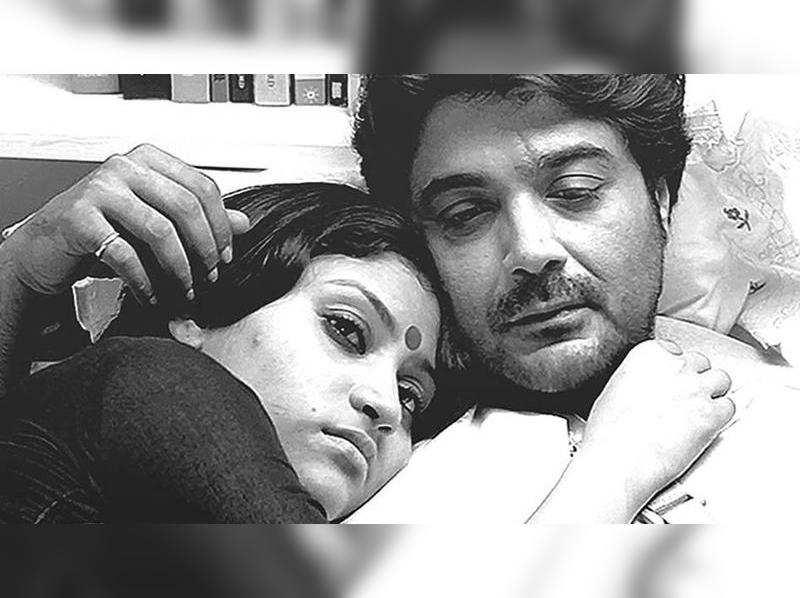 Konkona Sen Sharma and Prosenjit Chatterjee in 'Dosar'. Pic Courtesy: Facebook